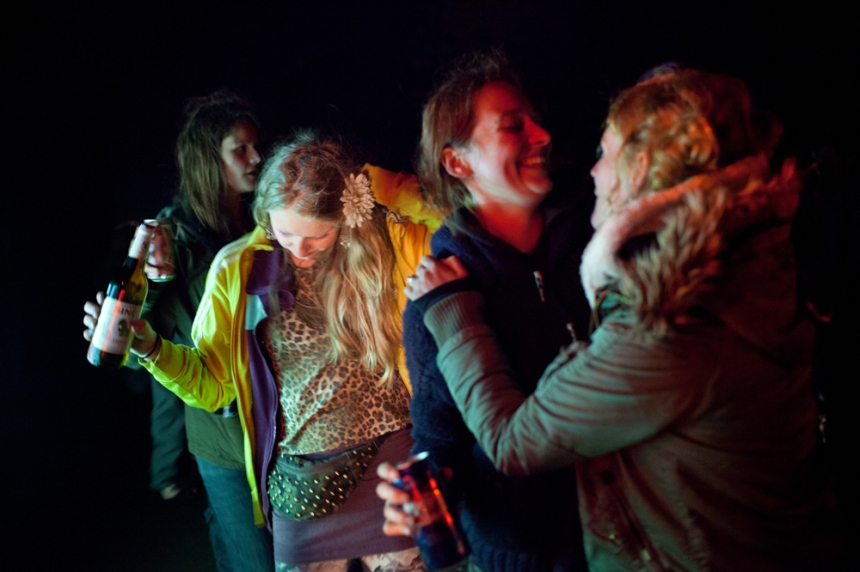 Free To Party: Documenting the rave scene (Images courtesy Phil Clarke-Hill)