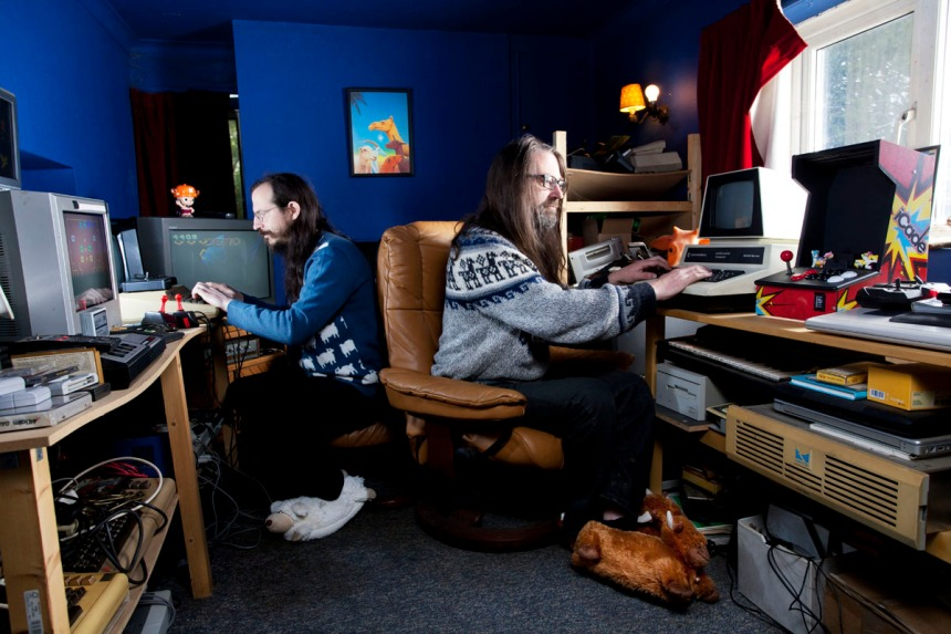 At Home With Llamasoft