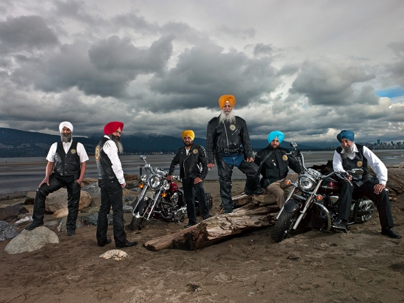 20NH2012Sikh Motorcycle Club Vancouver BC
